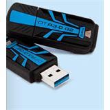 16 GB . USB 3.0 klúč . Kingston DataTraveler R3.0 G2 ( r120MB/s, w25MB/s ), vode a nárazom odolný