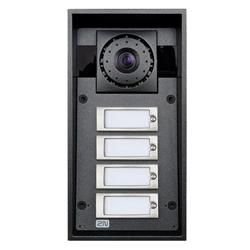 2N Helios IP Force - 4 tlačítka, kamera, 10W reproduktor
