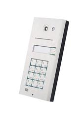 2N Helios IP Vario, 1 tlačítko + kamera + klávesnice