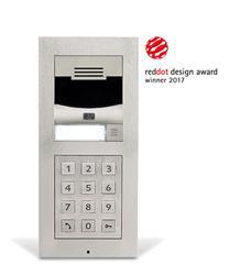 2N IP Verso Bluetooth a RFID 13.56MHz+125kHz+NFC čtečka, čte UID