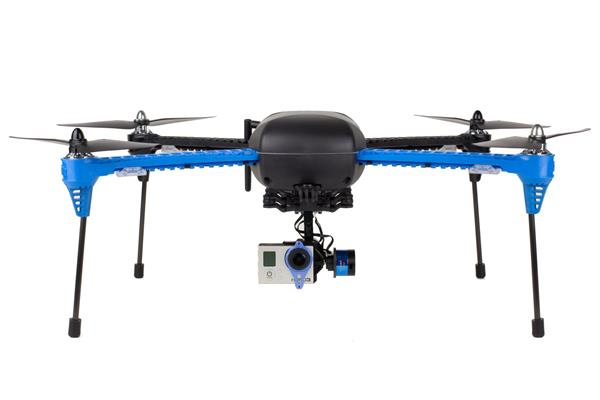 3DRobotics IRIS+ SMART dron