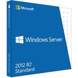5-pack of Windows Server 2012 Remote Desktop Services User CALs - Kit