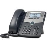 8 Line IP Phone With Display, PoE and PC Port