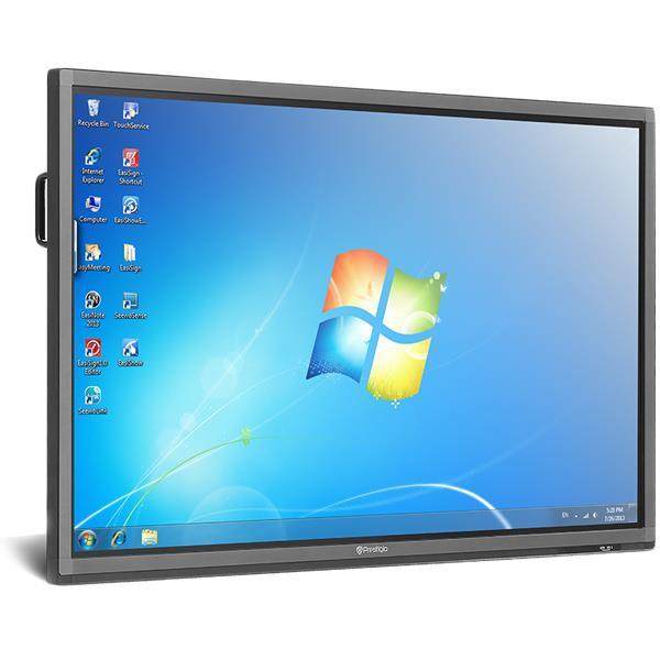 "98"" Prestigio Multiboard, 4K 3840x2160, dotykova obrazovka, W10 Pro Lan USB HDMI WiFi"