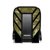 """A-DATA DashDrive™ Durable HD710M 2,5"""" externý HDD 1TB USB 3.0 maskovací-vojenský, vode a nárazom odolný"""