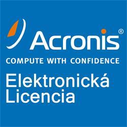 Acronis BackupAdvancedWorkstation License – 2 Year Renewal AAS ESD (10 - 99)