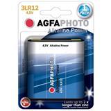 AgfaPhoto Power alkalická batéria 4,5V, blister 1ks