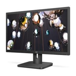 "AOC 22E1D 21,5""W LED TN 1920x1080 20 000 000:1 2ms 250cd HDMI DVI repro cierny"