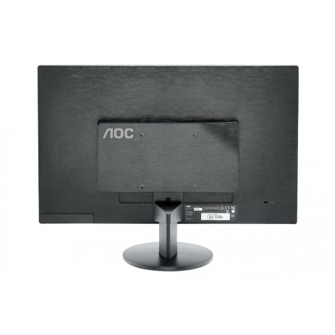 "AOC E2270SWDN 21.5""W LED 1920x1080 20 000 000:1 5ms 200cd DVI cierny"