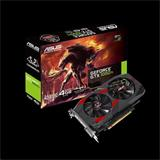 ASUS CERBERUS-GTX1050TI-A4G 4GB/128-bit GDDR5, 2xDVI, HDMI, DP