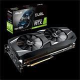 ASUS DUAL-RTX2070-A8G 8GB/256-bit GDDR6 1xHDMI 3xDP USB-C