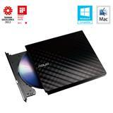 ASUS DVDRW External Slim SDRW-08D2S-U LITE/BLACK, Retail, čierna