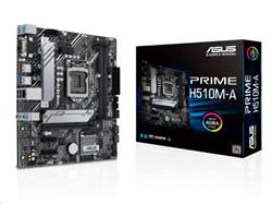 ASUS PRIME H510M-A soc.1200 H510 DDR4 mATX M.2 D-Sub HDMI DP