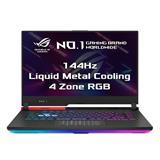 """ASUS ROG Strix G15 G513IH-HN002T AMD R7-4800H 15.6"""" FHD mat 144Hz GTX1650-4GB 8GB 512GB SSD WL BT W10 CS;"""