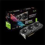 ASUS ROG-STRIX-GTX1080TI-11G-GAMING 11GB/352-bit, GDDR5X, DVI, 2xHDMI, 2xDP
