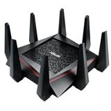 ASUS RT-AC5300 Tri-band 4x4 Gigabit Wireless Gaming Router with AiProtection Powered by Trend Micro