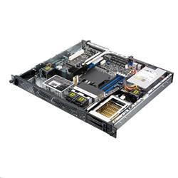 "ASUS Server barebone RS100-E9-PI2/DVR, Xeon E3-12xx v6 2 x 3.5"" fix HDD 2x 1G LAN 1U , rack"