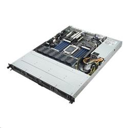 "ASUS Serversystem RS500A-E9-PS4 1U server 1x 7351,Epyc 16x DDR4 ECC R, 4x SATA HS (3,5""), 650W (plat), 2x LAN, IPMI"