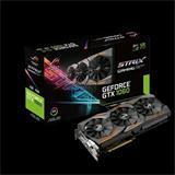 ASUS STRIX-GTX1060-O6G-GAMING 6GB/192-bit, GDDR5, DVI, 2xHDMI, 2xDP