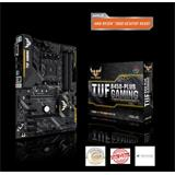 ASUS TUF B450-PLUS GAMING soc.AM4 B450 DDR4 ATX M.2 USB-C DVI HDMI