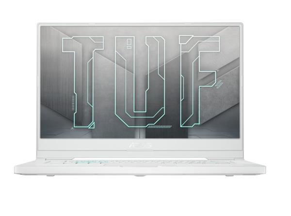 """ASUS TUF Dash F15 FX516PM-HN072T Intel i7-11370H 15.6"""" FHD IPS 144Hz matny RTX3060-6GB 16GB 512GB SSD WL BT W10 CS;biely"""