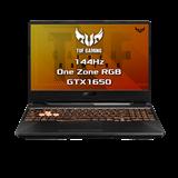 "ASUS TUF Gaming F15 FX506LH-HN004 Intel i5-10300H 15.6"" FHD IPS 144Hz mat GTX1650/4G 8GB 512GB SSD WL BT Cam bez OS"