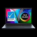 "ASUS Vivobook Pro K3500PH-OLED069T Intel i5-11300H 15.6"" FHD OLED leskly GTX1650/4GB 8GB 512GB SSD WL Cam Win10 CS modry"
