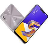 "ASUS ZenFone 5Z ZS620KL 6,2"" FHD+ OctaCore (2,80GHz) 6GB 64GB Cam8/12+8Mp 3300mAh DualSIM LTE NFC Android8.0 strieborný"