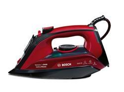 BOSCH_Naparovacia žehlička Sensixx'x DA50 EditionRosso Čierna/červená