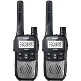 Brondi PMR vysielačky FX-490 TWIN čierna/strieborná