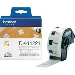 BROTHER DK11221 Square Labels (1000 ks)