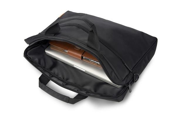 """Canyon CNE-CB5B2, štíhla taška na notebook do veľkosti 15,6"""", čierna"""