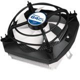 Chladič ARCTIC Alpine 64 Pro Rev.2, AMD Socket FM2, FM1, AM3+,AM3,AM2+,AM2,939