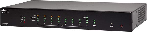 Cisco RV260P VPN Router