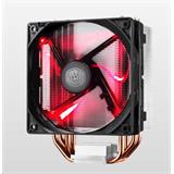 CoolerMaster chladič CPU Hyper 212 LED, univ. socket, 120mm PWM red LED fan