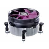 Coolermaster X Dream i117, chladič CPU low profile, silent 19dBA, soc. 1151/1150/1155/1156/775