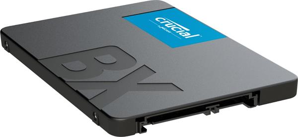 Crucial BX500 240GB 2.5-inch SATA 6.0Gb/s 540 MB/s Read, 500 MB/s Write