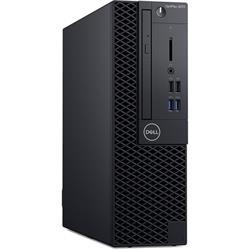 Dell OptiPlex 3070 SFF/Core i3-9100/4GB/1TB HDD/Intel UHD 630/DVD RW/Kb/Mouse/W10Pro/3Y Basic Onsite