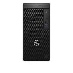 Dell Optiplex 3080 MT/Core i5-10500/8GB/256GB SSD/Intel UHD 630/TPM/DVD R/Kb/Mouse/W10Pro/3Y BS
