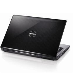 """DELL Studio 1555 T6500 (2.1G) 15,6""""WXGA (LED) ATI 4570 4GB 500GB DVDRW WL BT Cam VHP Black 2y"""