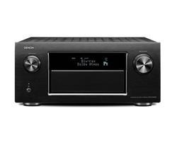 DENON AVR-X5200W receiver Silver