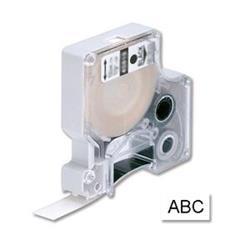 DYMO samolepiaca páska D1 čierna potlač/biela 6 mm