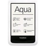 E-book POCKETBOOK 640 Aqua WHITE + 100 kníh ZDARMA