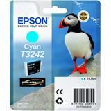 Epson atrament SC-P400 cyan