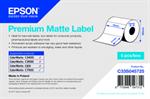 Epson Premium Matte Label - Die-cut Roll: 76mm x 51mm, 2310 labels