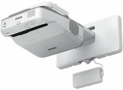 Epson projektor EB-695Wi, 3LCD, WXGA, 3500ANSI, 14000:1, USB, HDMI, LAN, MHL - ultra short