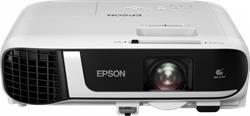 Epson projektor EB-FH52, 3LCD, FullHD, 4000ANSI, 16000:1, HDMI, WiFi, Miracast + platno