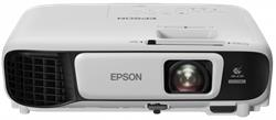 Epson projektor EB-U42, 3LCD, WUXGA, 3600ANSI, 15000:1, HDMI, MHL, WiFi, Miracast + platno