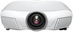Epson projektor EH-TW7400, 3LCD, 2400ANSI, 200 000:1, Full HD, 3D, 4K, HDMI, LAN + platno