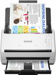 Epson skener WorkForce DS-770II, A4, 600dpi, ADF, duplex, USB 3.0